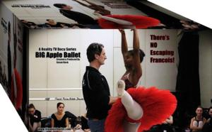 NYC's French Academie of Ballet Artistic Director Francois Perron Is Focus of New Reality Series BIG APPLE BALLET