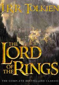 "LORD OF THE RINGS Among Locus' ""Best Novels of 20th and 21st Century"""