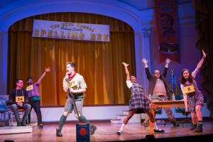 BWW Reviews: Ford's Theatre Spells Out S-U-C-C-E-S-S with 25TH ANNUAL PUTNAM COUNTY SPELLING BEE