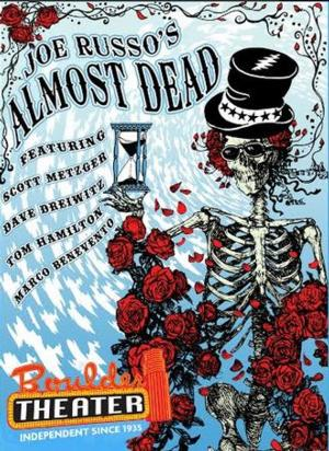 Boulder Theater to Present An Evening With Joe Russo's Almost Dead, 10/10