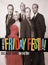 Van Wezel's FridayFest to Feature The Venturas, 8/10