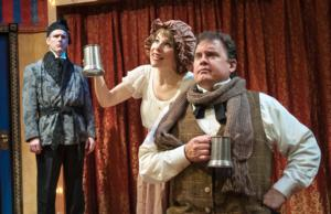 BWW Reviews: Metrostage whirls audiences into holiday spirit with A BROADWAY CHRISTMAS CAROL