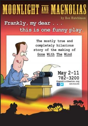 MOONLIGHT AND MAGNOLIAS to Play at The Public Theatre, 5/2-11