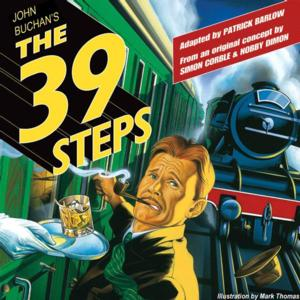 BWW Reviews: Hitchcock Meets Hilarious in THE 39 STEPS at the Norris Center
