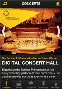 Berliner Philharmoniker Announces Launch of Digital Concert Hall App