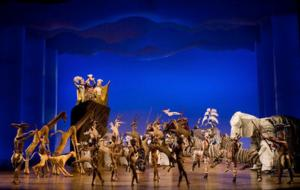 THE LION KING to Celebrate 16th Anniversary on Broadway, Nov 13