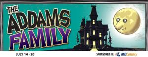 Rob McClure and Jenny Powers Lead THE ADDAMS FAMILY at The Muny; Show Begins Tonight!