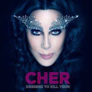 Cher to Bring DRESSED TO KILL Tour to Madison Square Garden, 9/19-20