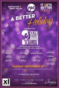 Condola Rashad, Natalie Hall and More Set for A BETTER HOLIDAY Benefit, 12/16