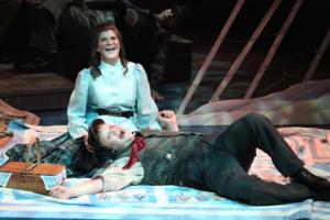 BWW Reviews: Clackamas Rep's CAROUSEL Is a Trip to Musical Heaven