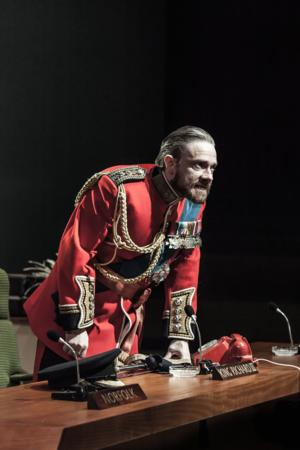 BWW Reviews: RICHARD III, Trafalgar Studios, July 2014