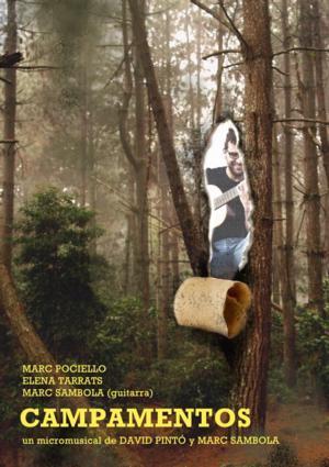 David Pintó y Marc Sambola vuelven a colaborar en 'Campamentos'