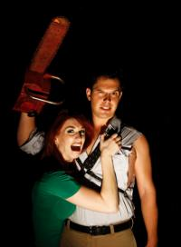 BWW Reviews: EVIL DEAD THE MUSICAL is a Bloody, Fun Production