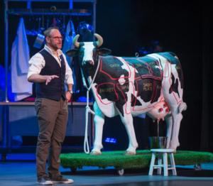 ALTON BROWN LIVE! THE EDIBLE INEVITABLE TOUR to Play Paramount Theatre, 2/21/2015