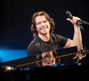 Yanni to Return to Segerstrom Center for the Arts, 9/21