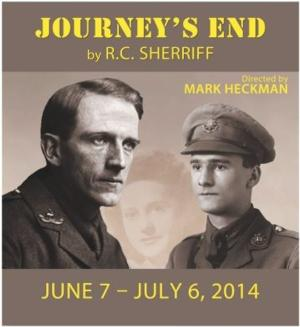 California Stage Observes WWI Centennial with RC Sherriff's JOURNEY'S END, Now thru 7/6