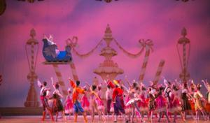 BWW Reviews: THE NUTCRACKER a Holiday Classic Runs at the Kauffman Performing Arts Center