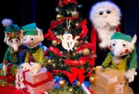 Peoria's Theater Works Presents ELF INITIATION & SAVING SANTA, 12/1-12/22