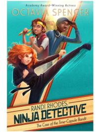 Octavia Spencer's First Novel, RANDI RHODES, NINJA DETECTIVE To Be Published Fall 2013