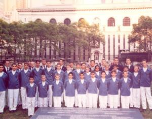 Monaco Boys Choir Announce 40th Anniversary USA Summertime Tour