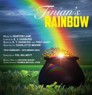 BWW Reviews: FINIAN'S RAINBOW, Union Theatre, February 14 2014