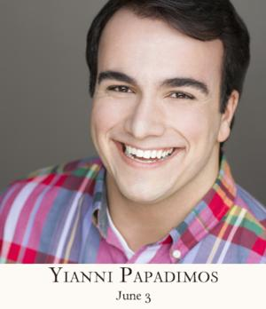 Yianni Papadimos, Tony Awards Broadway Trivia Night & More Set for Late Night at 54 Below Next Week