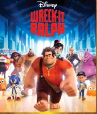 Disney's WRECK-IT-RALPH Coming to Blu-ray/DVD 3/5