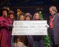 Ford's Audiences Raise $88K for Martha's Table