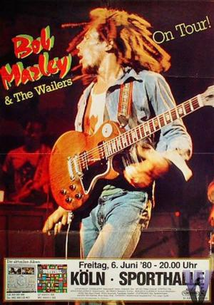 BOB MARLEY & THE WAILERS' 'Legend' Goes 15x Multi-Platinum for 30th Anniversary