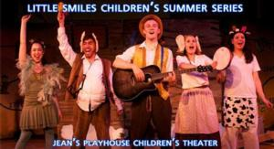 Jean's Playhouse to Begin 2014 Children's Theatre Season with LITTLE RED RIDING HOOD, 6/24