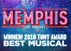 The Capitol Theatre to Present MEMPHIS, 5/27-6/1