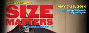 Ensemble Theatre Cincinnati to Close 2013-14 Season with SIZE MATTERS, 5/7-25