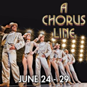 Multiple Tony-Winning Hit A CHORUS LINE Kicks Off 2014 Music Circus Season, 6/24-29