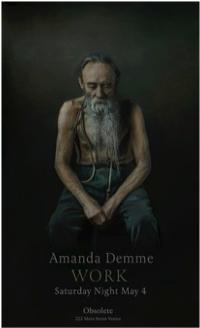 LA's Obsolete to Open Amanda Demme Photography Exhibition, 5/4