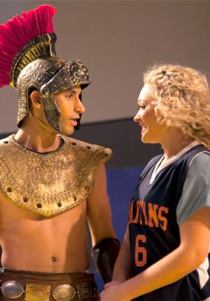 BWW Reviews: Fun West Coast Premiere of LYSISTRATA JONES Is A Slam-Dunk at OC's Chance Theater
