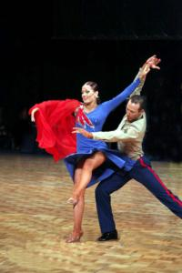 Shane & Shannon Jensen and More Join BALLROOM DANCESPORT EXTRAVAGANZA at WBT Tonight