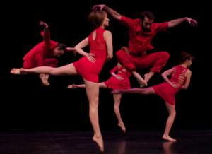 The 9th Annual Seattle International Dance Festival, BEYOND THE THRESHOLD Runs 6/13-22