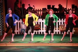 BWW Reviews: THE BIKINIS Try to Bring Back the '60s at Broadway Rose
