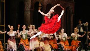 BWW Reviews: The Bolshoi Ballet's DON QUIXOTE