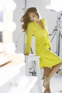 Myleene Hits the Right Fashion Note for Littlewoods