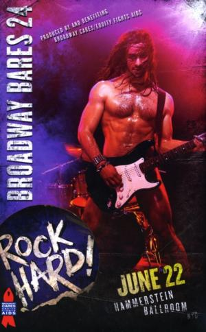 BROADWAY BARES: ROCK HARD! Raises Over $1.3 Million for BC/EFA