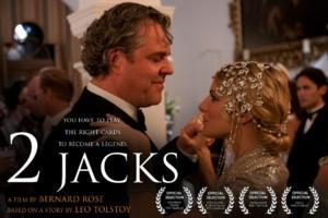 Jack Huston Stars in 2 JACKS, Coming to DVD 2/11