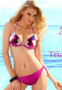 RELLECIGA Leads the 2013 Spring & Summer Lace Bikini Fashion