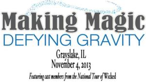 EdTA to Bring MAKING MAGIC, DEFYING GRAVITY to Parkway Central High, 11/11