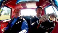 Lee Cowan to Test Drive New Corvette Stingray on CBS SUNDAY MORNING, 1/20