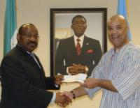 Equatorial Guinea Donates 30K to The Goree Challenge