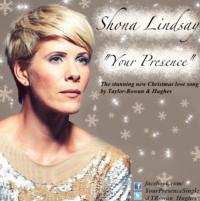 Stage Star Shona Lindsay Releases New Christmas Song 'Your Presence', Dec 2012