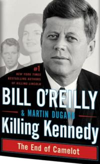 National Geographic to Produce KILLING KENNEDY Drama Based on O'Reilly Best-Selling Book