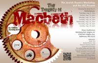 Shakespeare's Steampunk Tragedy MACBETH Opens at JTW, 8/9