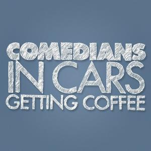 Seinfeld's COMEDIANS IN CARS GETTING COFFEE Season Four Premieres Today on Crackle